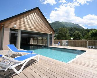 Domaine Val de Roland - Luz-Saint-Sauveur - Piscina
