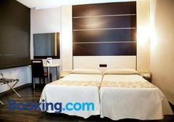 Universal Hotel - Granada - Bedroom