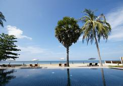 甲米海灘精品度假村 - 尼空 - 甲米 - 游泳池