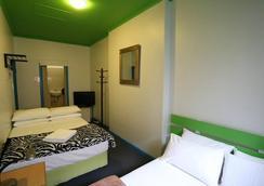 珀克中心旅舍 - 雪梨 - 臥室