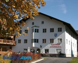Gasthof Kronburg - Zams - Edificio