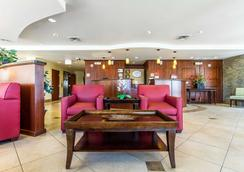 Comfort Suites - Vacaville - Lobby