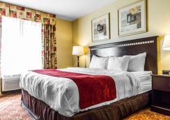 Comfort Suites - Vacaville - Bedroom