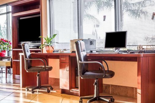 Comfort Suites - Vacaville - Business centre