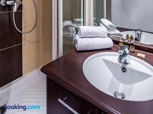 Lagrange Apart'hotel Paris/ Boulogne - Boulogne-Billancourt - Bathroom