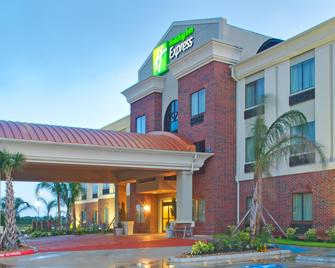 Holiday Inn Express & Suites Winnie - Winnie - Gebouw