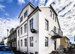 Guesthouse Andrea - Reikiavik - Edificio