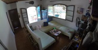 Hostel Casa Da Mangueira - 伊利亞貝拉 - 客廳