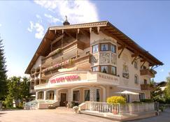 Hotel St. Georg - Ζέεφελντ - Κτίριο
