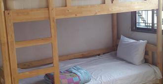 Hanjin Hostel - Gyeongju - Bedroom