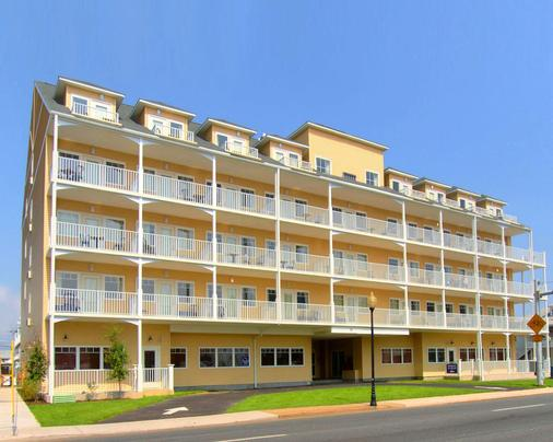 Gateway Hotel and Suites Ascend Hotel Collection - Ocean City - Building