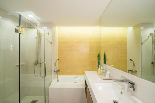 At Mind Premier Suites Hotel - Pattaya - Baño