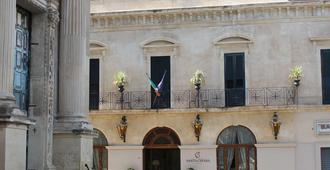 Suite Hotel Santa Chiara - Lecce - Edificio