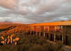 Skotel Alpine Resort - Whakapapa Village - Wohnzimmer