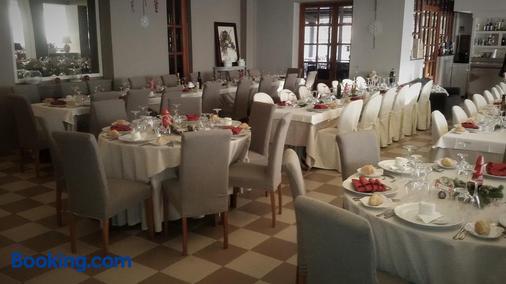 維爾卡馬爾酒店 - 塔齊尼亞 - 塔爾奎尼亞 - 宴會廳