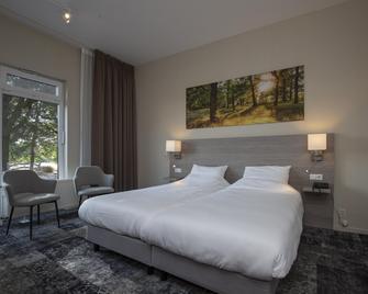 Fletcher Hotel-restaurant Paasberg - Lochem - Bedroom