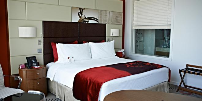 Crowne Plaza Doha - The Business Park - Doha - Bedroom