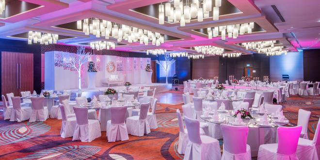 Crowne Plaza Doha - The Business Park - Doha - Salle de banquet