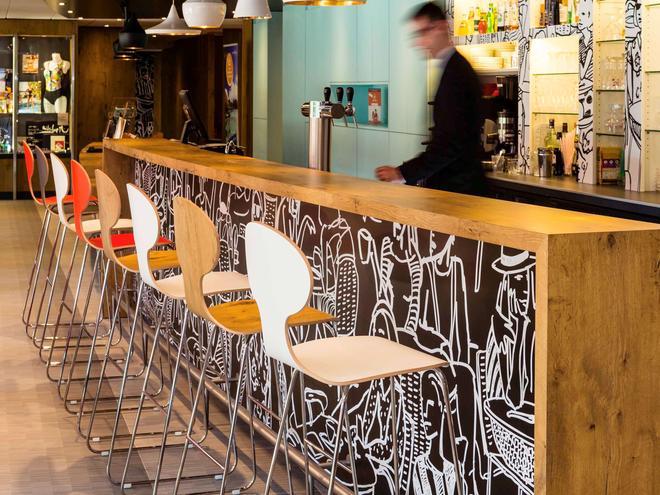Ibis Quiberon Thalassa - Quiberon - Bar