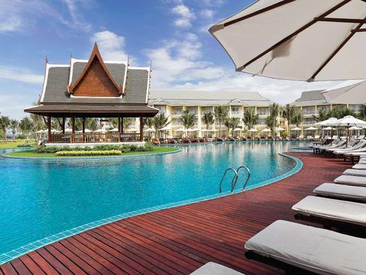 Sofitel Krabi Phokeethra Golf And Spa Resort - Krabi - Pool