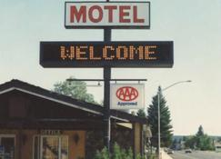 Color Country Motel - Panguitch - Κτίριο