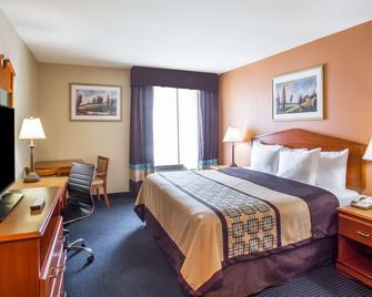 Days Inn & Suites Thibodaux - Thibodaux - Slaapkamer