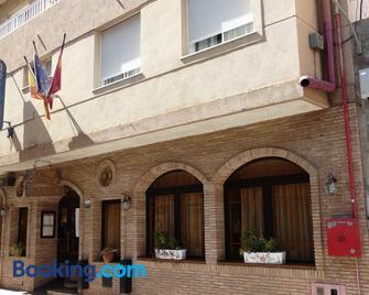 Hotel Guillermo II - Mazarrón - Building