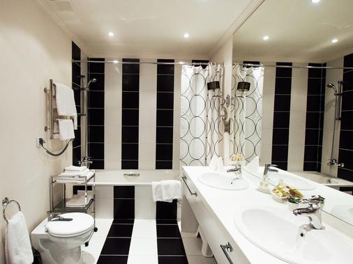 Matreshka Plaza - Samara - Bathroom