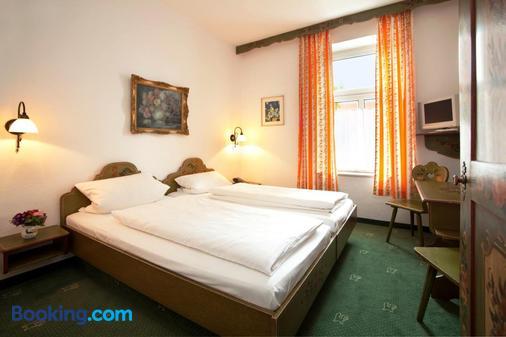 Hotel Hahn - Munich - Bedroom