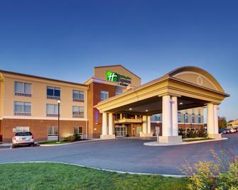 Holiday Inn Express & Suites Lancaster East - Strasburg - Strasburg - Budova