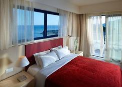 Sunrise Hotel - Pefki - Bedroom