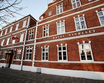 Hotel Vinhuset - Næstved - Gebäude
