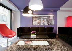 水星凡爾賽城堡酒店 - 凡爾賽 - 凡爾賽 - 客廳