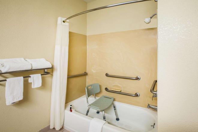 科珀斯克里斯蒂戴斯套房酒店 - 柯柏斯克里斯提 - 考帕克利士替 - 浴室