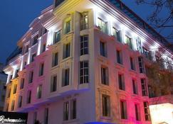 Limak Ambassadore - Special Class - Ankara - Gebäude