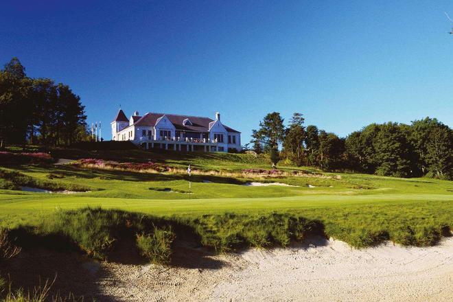 Old Course Hotel, Golf Resort & Spa - St Andrews - Rakennus