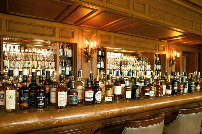 Old Course Hotel - St. Andrews - Bar