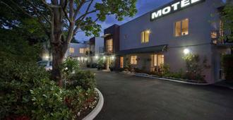 City Centre Motel - Christchurch - Toà nhà