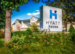 Hyatt House Herndon/Reston - Herndon - Κτίριο