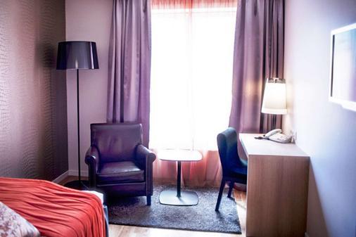 Comfort Hotel Park - Trondheim - Bedroom