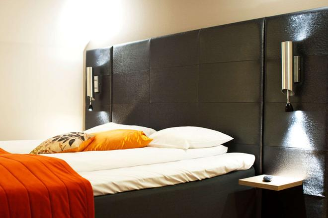 公園舒適酒店 - 特隆赫姆 - 特隆赫姆 - 臥室