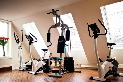Comfort Hotel Park - Trondheim - Gym