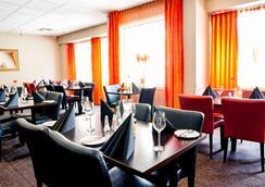 公園舒適酒店 - 特隆赫姆 - 特隆赫姆 - 餐廳