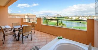 Hotel Alicante Golf - Alicante - Balcony
