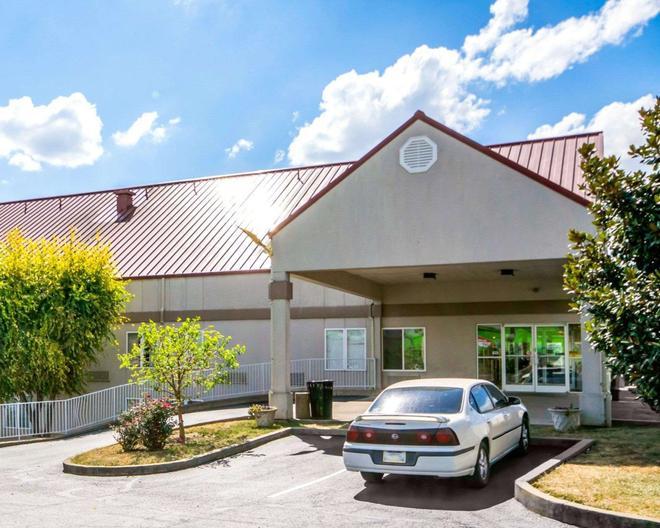 Quality Inn & Suites - Elizabethtown - Gebäude