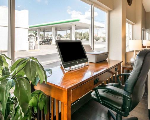 Quality Inn & Suites - Elizabethtown - Business centre