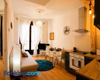 Apartamento Santo Tomas 23 Izq - Haro - Huiskamer