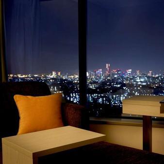 Shin Yokohama Prince Hotel - Yokohama - Ban công
