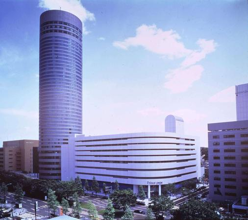 Shin Yokohama Prince Hotel - Yokohama - Toà nhà