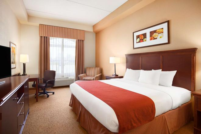 Country Inn & Suites by Radisson, Lexington Park - California - Bedroom